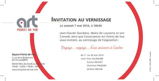 vernissage lauzerte